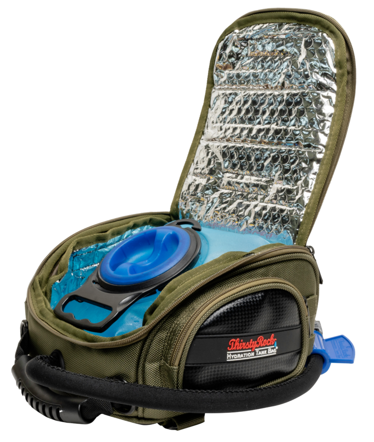 OffRoad Hydration Tank Bag (Military Green)