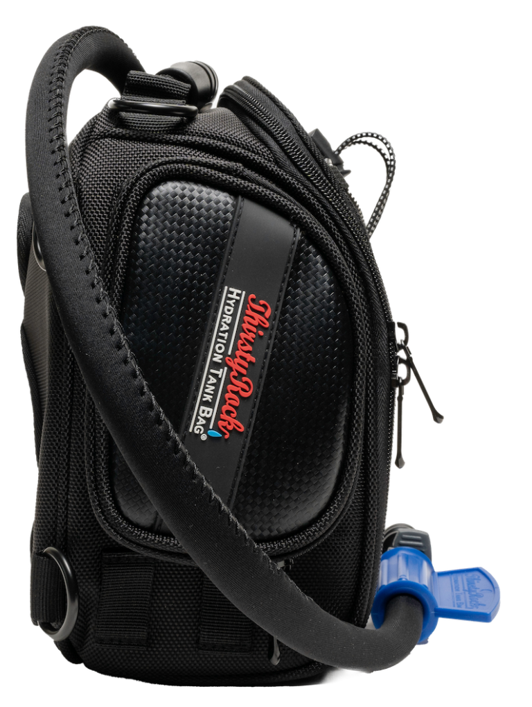 OffRoad Hydration Tank Bag (Black)