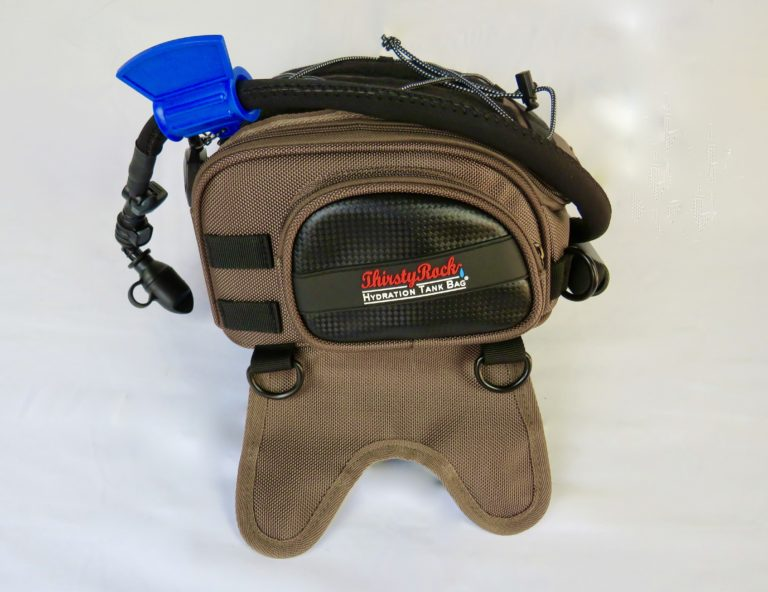 OffRoad Hydration Tank Bag (Desert Brown)